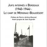 Juifs internés à Bordeaux_Couverture