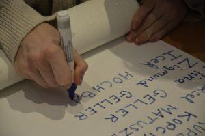 2014. Massillon, écriture des noms