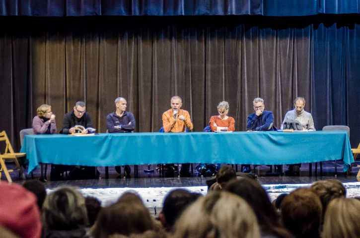 2014. Table ronde