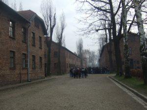 2008. Auschwitz I