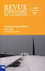 Revue d'Histoire de kla Shoah