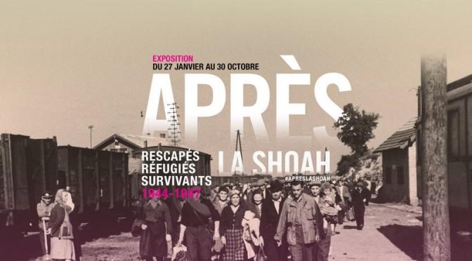 Après la shoah. Rescapés, réfugiés, survivants. 1944-1947