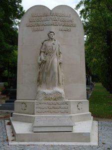 """Monument """"Honneur et gloire aux combattants juifs morts pour la France"""", Bagneux"""