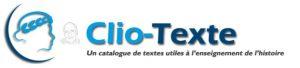 Logo site Clio-texte